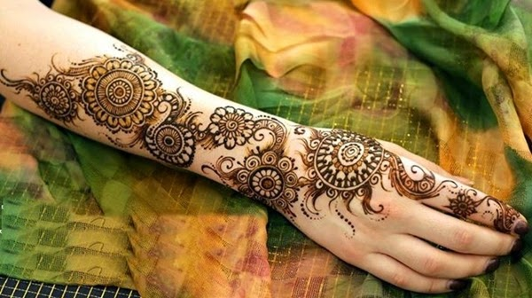 Spellbounding 16 Rajasthani Mehandi Designs With Images